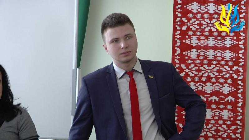 Графік руху автобусів на всіх зупинках міста і дошки оголошень – Мартиненко Владислав.