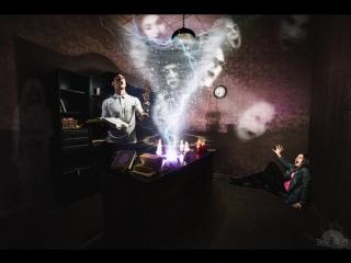 Квест Проклятый дом Квест-проект Элизиум.