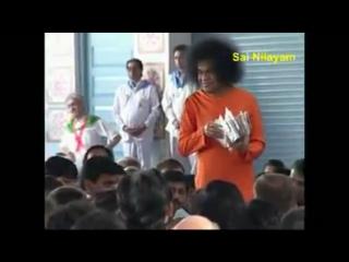 видео Sai NilayamPrasanthi Mandir  NAM BOLO SATHYA SAI NAM BOLO...