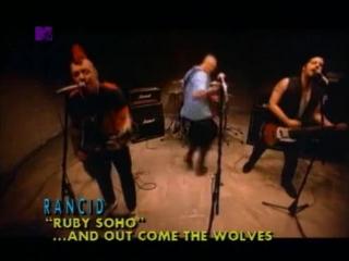 RANCID - Ruby Soho MTV 1995 - MTV Adria Air