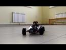 гоночная машинка