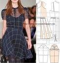 Моделирование платьев