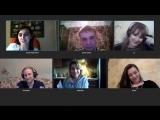 English Discovery Club Skype with Kamile