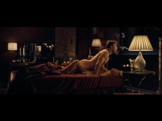 Sharon Stone - Basic Instinct 2 (2006) (эротическая постельная сцена из фильма знаменитость трахается голая hot sex scene)
