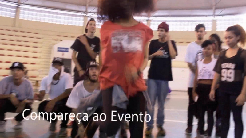 2° Encontro HDH - Hip Hop / DanceHall ( Convite )