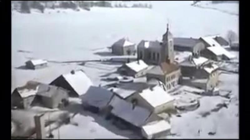 Les Granges brûlées ( 1973 - bande annonce )