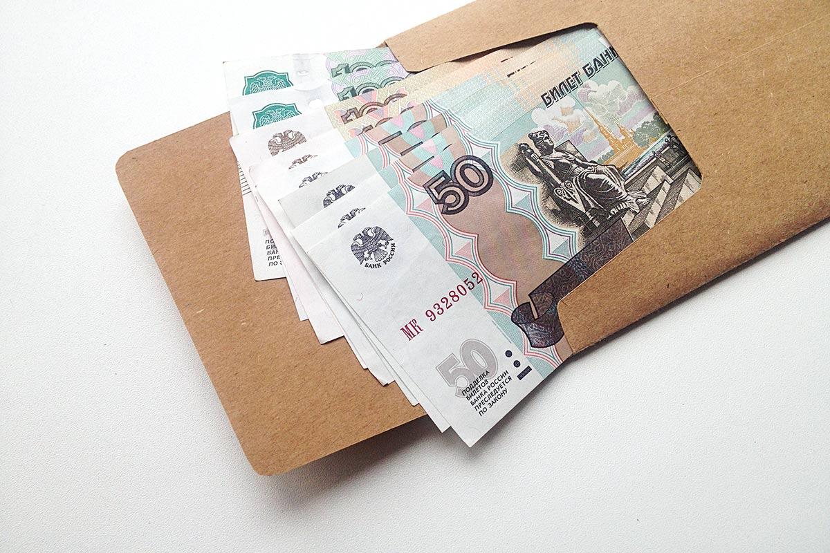 Больше 100 млн рублей недополучил Томск из-за зарплат в конвертах