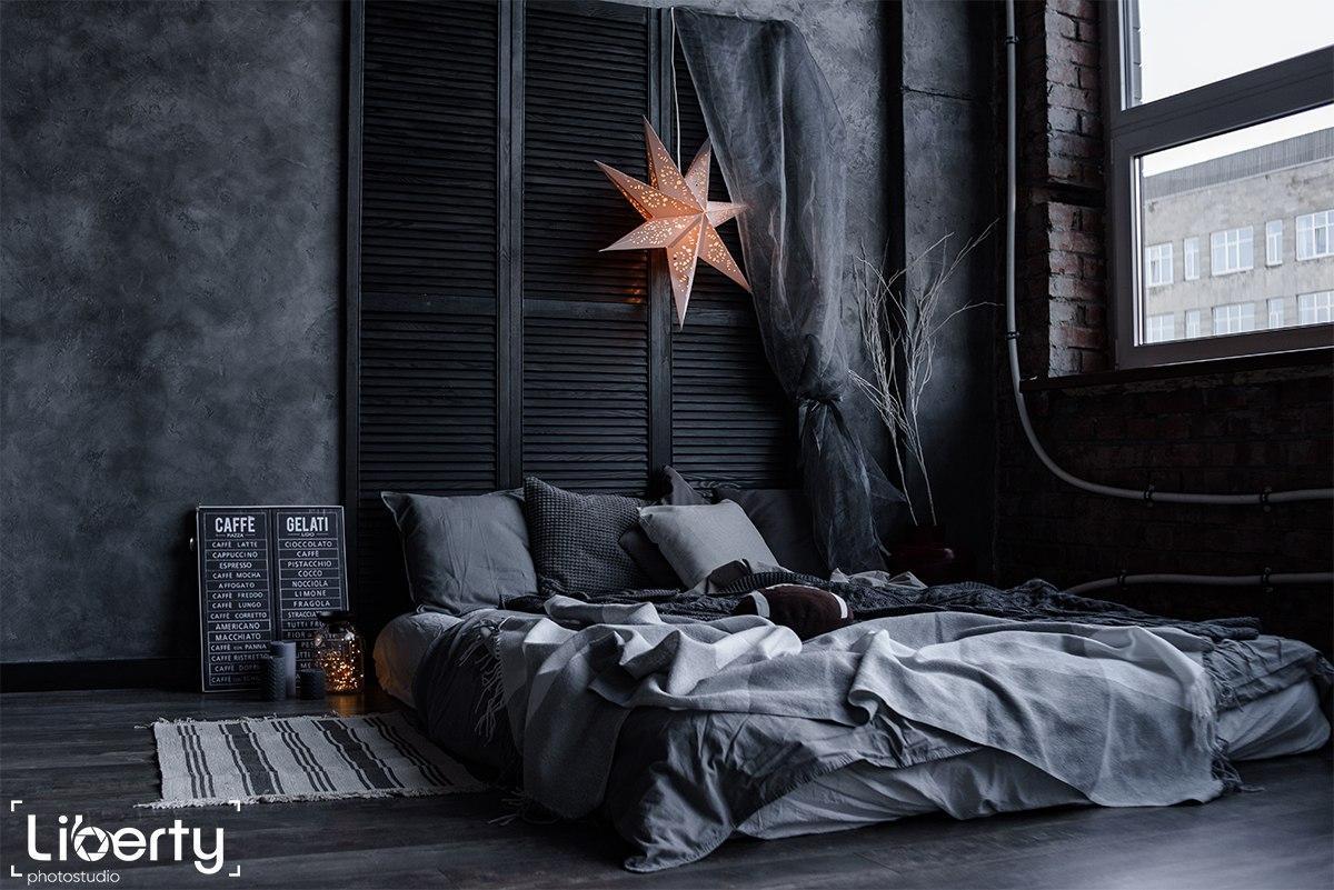 фотостудии в стиле лофт с кроватями москва этого
