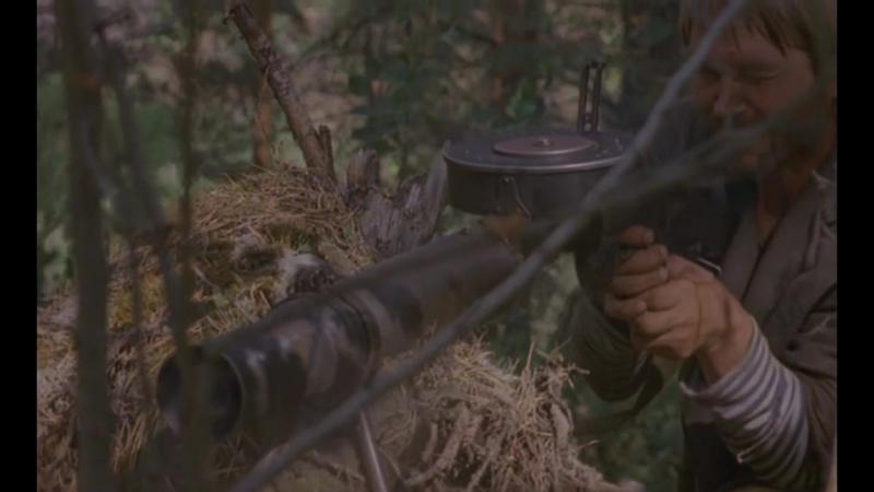 Волчья кровь (1995). Уничтожение отрядом Родиона Добрых группы бандитов