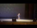 Дмитриева Ксюша 23.10.2017 Маленький блюз (конкурс Балтийское созвездие)