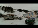 Небольшой видео отчет о том как мы съездили в Миньяр. max6666 ski skiing snowboarding горныелыжи сноуборд покатушки