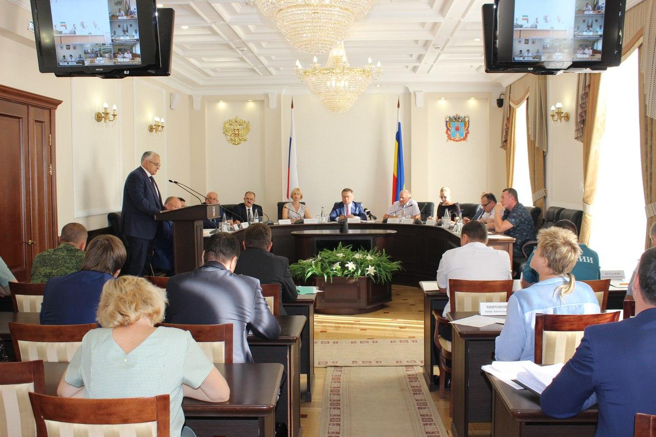 В Ростовской области усиливают превентивные меры против заноса вируса африканской чумы свиней