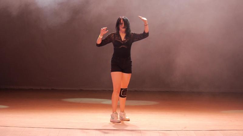 116.Танец (соло) - Леха - (B00M) - Оригинальная постановка. Little Big - Life In Da Trash - Орел