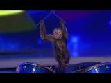 Сборная большого московского цирка - Музыкальный фристайл (КВН Высшая лига 2017. Вторая 1/2 финала)