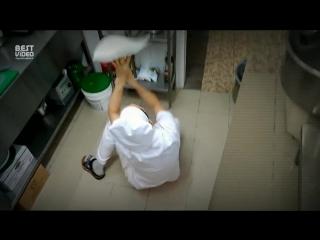 Пицца-акробатика