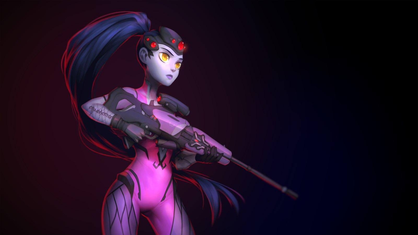 Widowmaker Overwatch Saige199