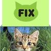 FIX наполнитель из травы для домашних питомцев