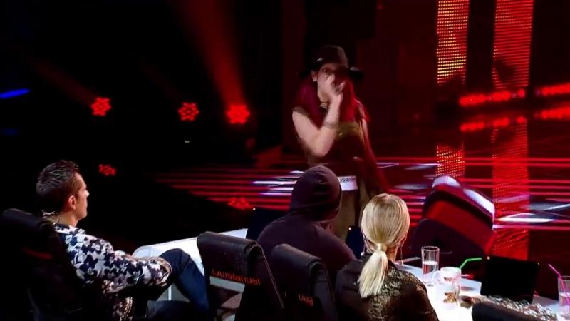 """""""Highway to Hell"""" - AC⁄DC. Vezi interpretarea Alinei Ionela Diaconu la X Factor"""