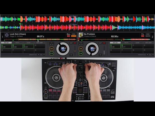 Pioneer DDJ RB - Hip Hop DB Mix - SundayDJSkills