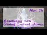 Aion 5.6. Assembling 200k enchantment stone dust into a shining enchantment stone
