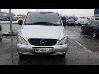 Mercedes Benz Vito 199000 грн В рассрочку 5 267 грнмес Львов ID авто 277766