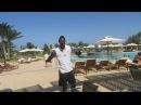 Тунис Джерба Роял Гарден Палас У главного бассейна Tunisia Jerba, Royal Garden Palace