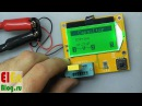 Транзистор тестер Недорого но может многое