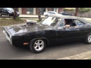 Dodhe Charger TORETO Replica Burnout