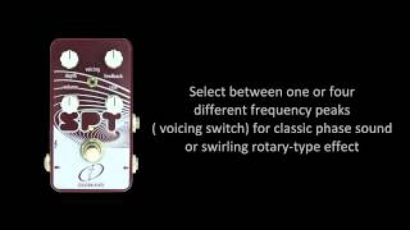New at NAMM 2015 : Crazy Tube Circuits SPT