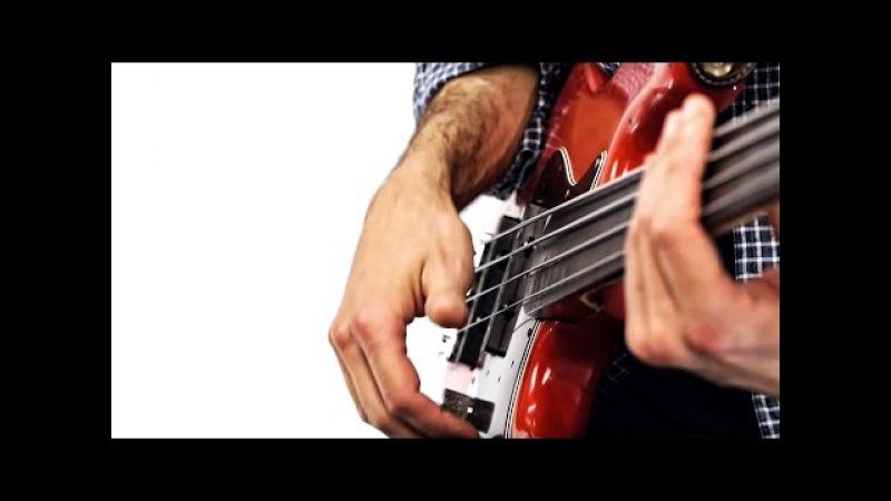 Effetti percussivi dello Strum Pt.1 - Alex Lofoco Bass Lesson