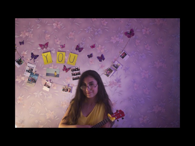 In the middle   dodie cover