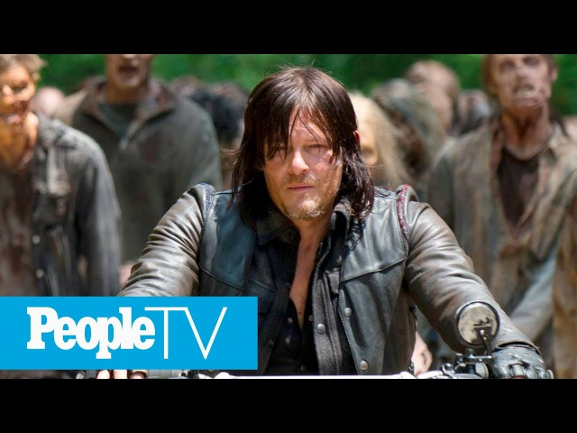 'Walking Dead' Creator Talks About The Time He Pranked Fans | PeopleTV | Entertainment Weekly
