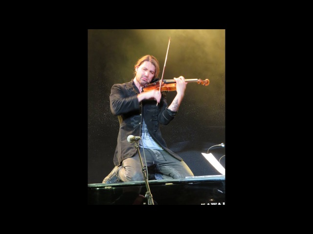 David Garrett - Queen Mary 2 -They don`t care about us - 02.11.2017