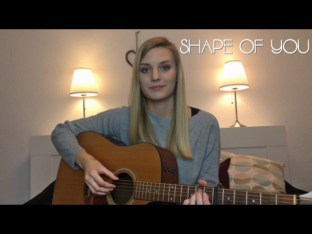 Shape of You - Ed Sheeran (acoustic cover)