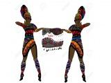 Djembe KuKu Rhythm - West African Music (1Hour+)