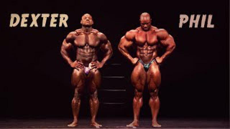 Bodybuilding Motivation 2017 - Phil Heath vs Dexter Jackson
