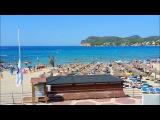 Пляж Ла Романа Майорка Playa La Romana Mallorca