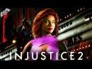 Injustice 2 - Starfire DLC Teased