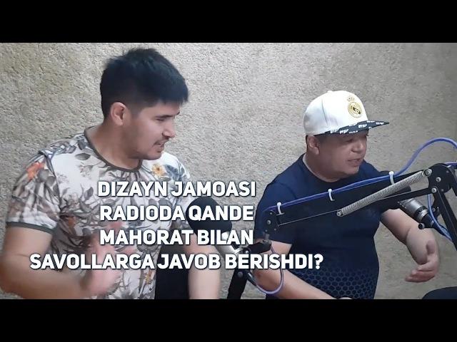 Dizayn jamoasi azosi Sa'dulla rais buva ro'lini yorvordi 2017