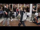 Hip-Hop Beginners Santos vs Юджин