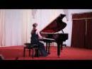 Tatiana Vitkovskaya - I fall in music lile in Ocean sometimes
