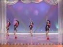 약동하는 춤 - Dançarinas Norte Coreanas - Wangjaesan Troupe FlashDance!