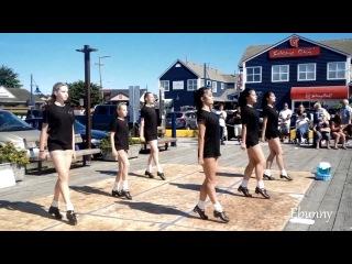 Leprechauns Dance - Irish Jig Dancing Girls [Celtic Ireland Folk Epic Music] 2017