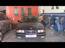 Ремонт автомобиля BMW 318IS E36, замена сиденья, ремонт кондиционера