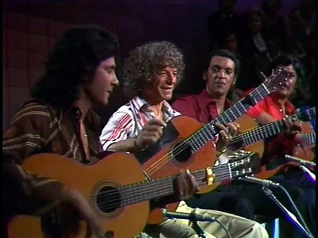 Manitas de Plata with Jose Reyes and Los Baliardos BEAUTIFUL RUMBA
