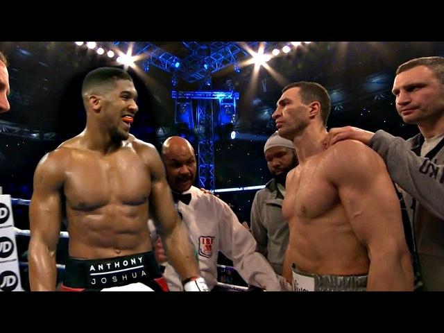 Anthony Joshua vs. Wladimir Klitschko Highlights | Recap HD