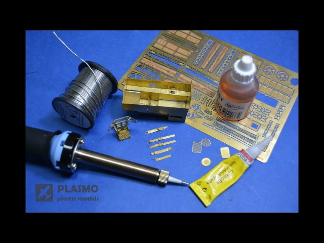 Soldering photo etched parts for beginners Great Guide