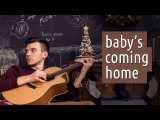 Baby's coming home (Jerry Reed) | GoFingerstyle