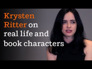 Krysten Ritter: How I'm like the main character in my book