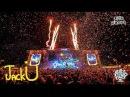 Jack Ü (Skrillex & Diplo) Drops Only - Lollapalooza Argentina 2016
